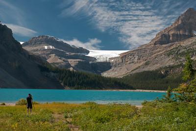 Bow Glacier