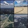 Clockwise from upper left - Charlotte, Atlanta, Asheboro?, Charlotte, 08 2016
