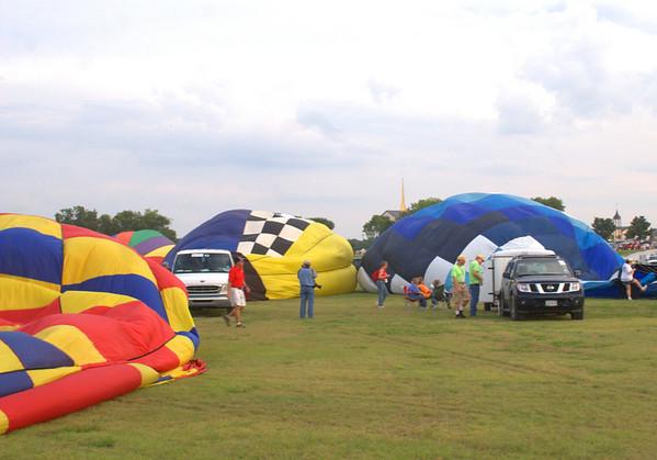Plano 2009 Balloon Festival