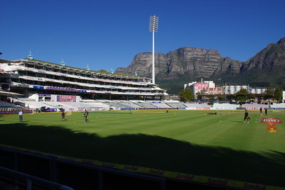 2014 South Africa Cricket Tour - Day 4