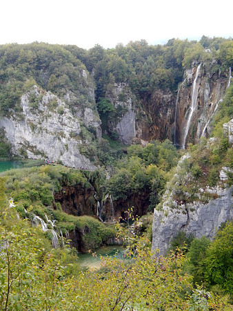 Plitvice Lakes National Parks