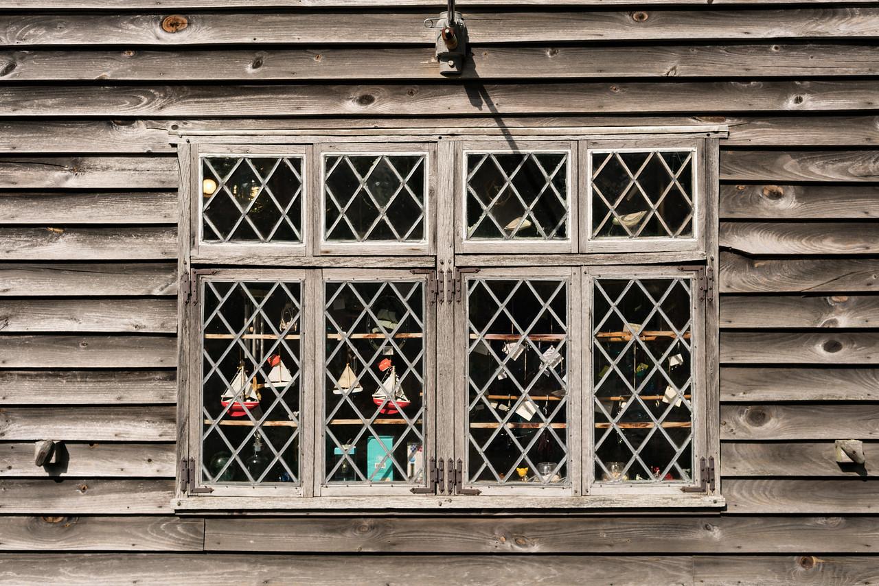 Gift Store Window