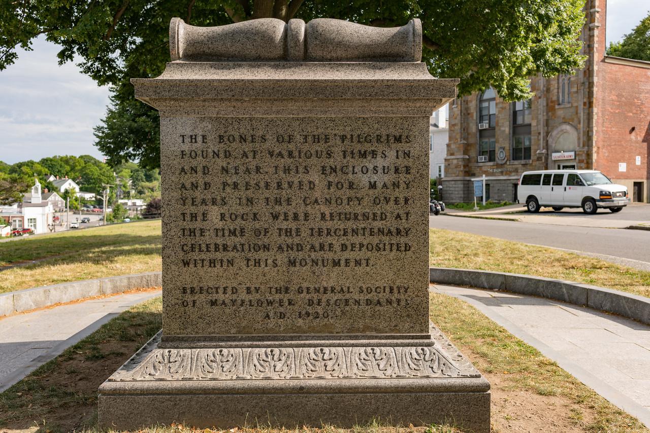 Pilgrim Memorial