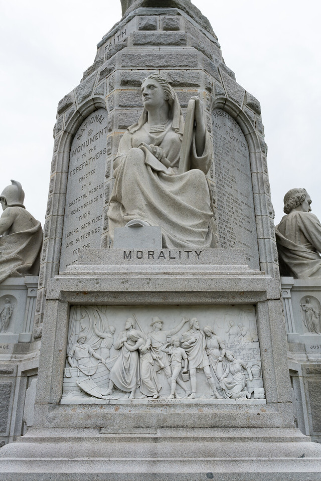 Monument To The Forefathers
