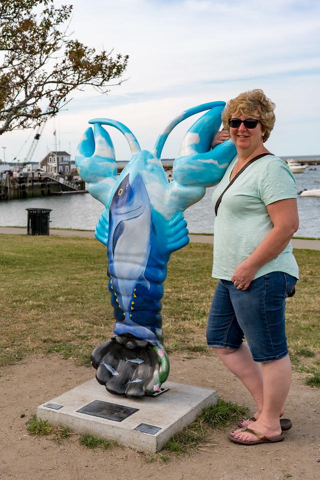 Art lobster