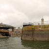Sea entrance to Royal William Victualling Yard
