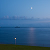 A tranquil evening on Plymouth Sound