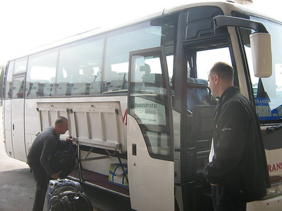 Podgorica to Sarejevo 2011