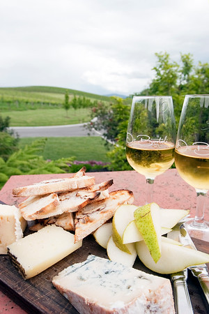 Wine and Cheese in Yarra Valley