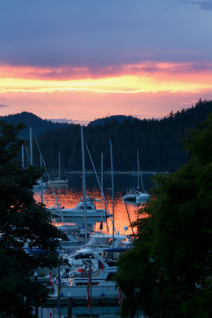 Poet's Cove, Pender Isl, BC Canada