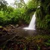 Liduduhniap waterfall is a gem in the jungle.