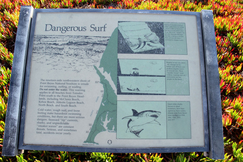 Sign at South Beach.
