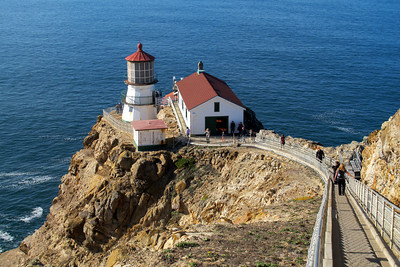 Point Reyes and Salt Point