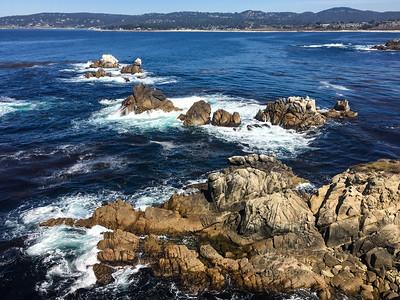 Point Lobos & Carmel-by-the-Sea, 2017-09