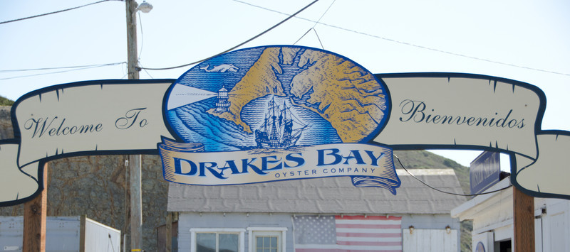 Drakes Bay Oyster Company, Point Reyes, California