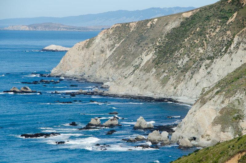 Tomales Point Trail, Point Reyes, California