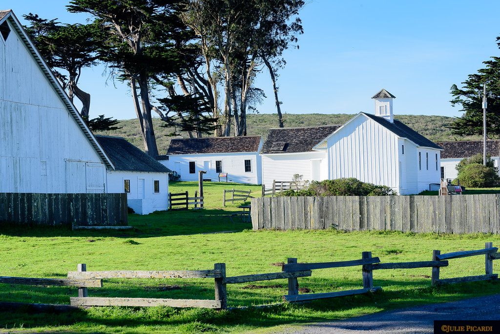 Pierce Ranch, Point Reyes National Seashore, CA