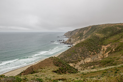 North California Coastline