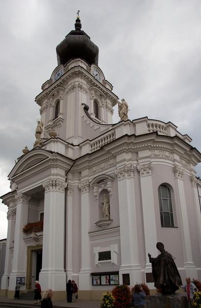 Wadowice Church