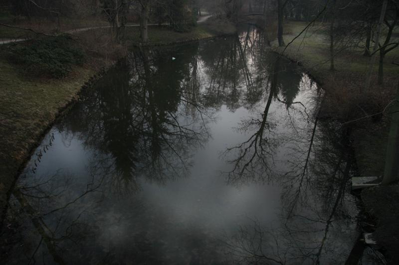 Park Lazienki-Warsaw-a former summer residence of king Stanislaw August Poniatowski