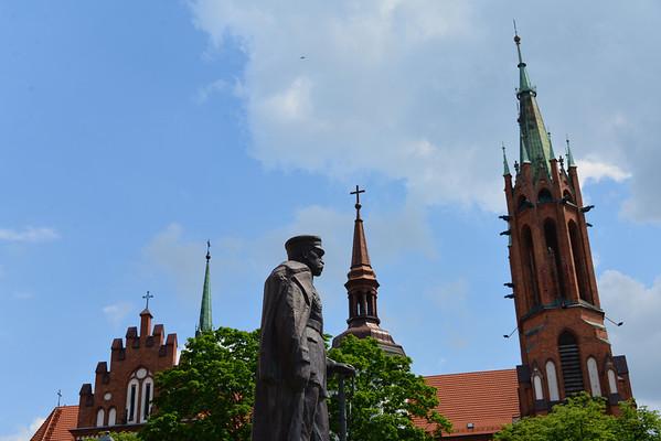 First Marshall Józef Piłsudski
