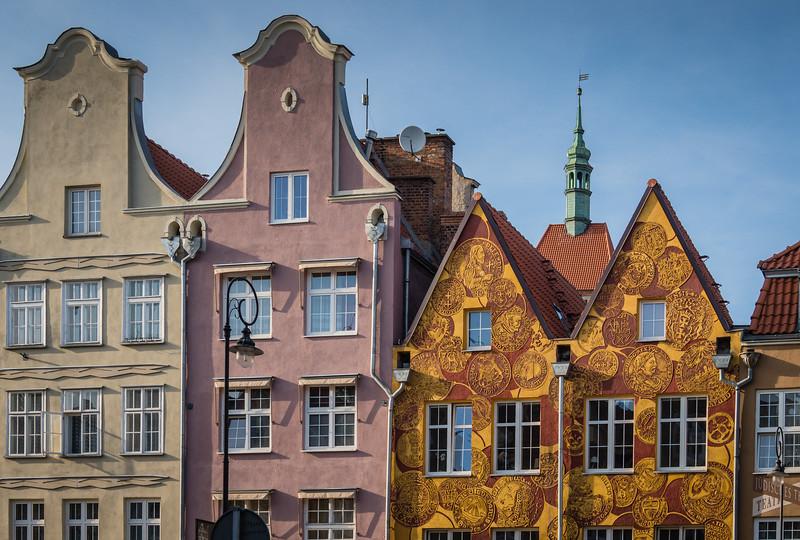 Szeroka Street, Gdansk