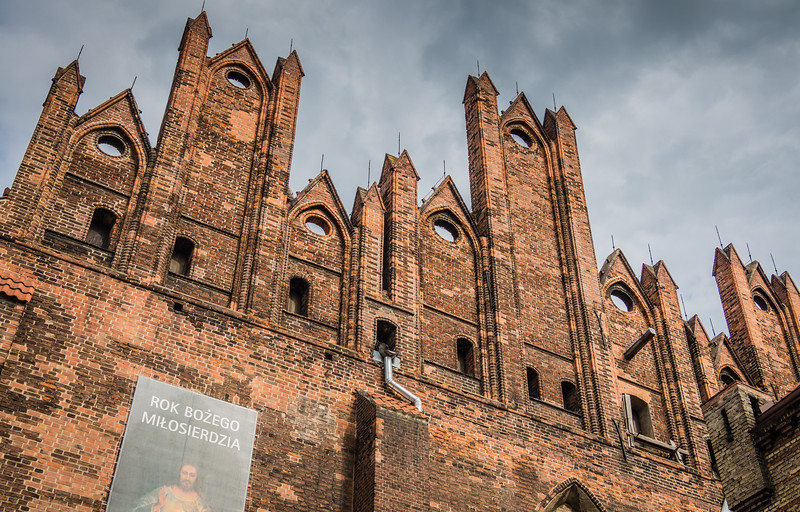 St Nicholas (1227) Oldest Church in Gdansk
