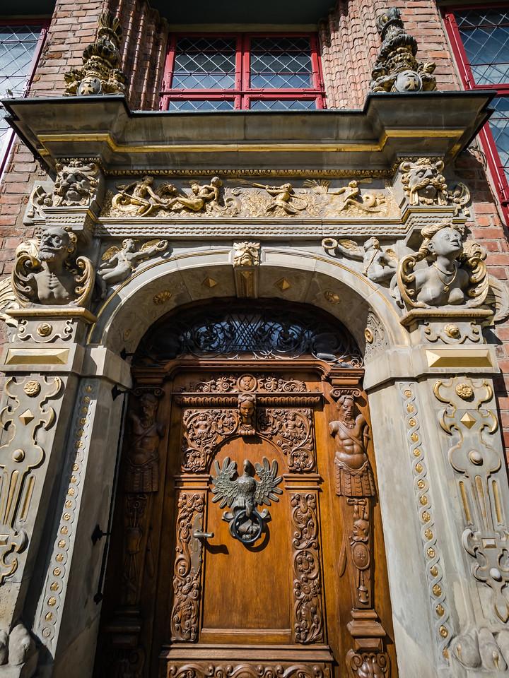 Doorway Alderman's House (17-18C)