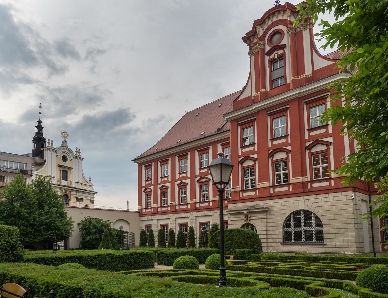 Wroclaw University Grounds