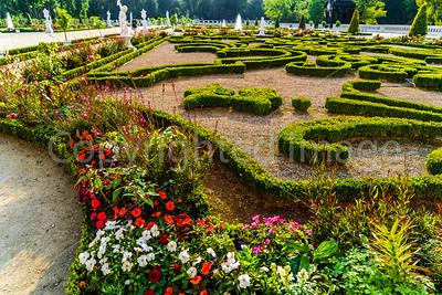 Branicki Palace garden