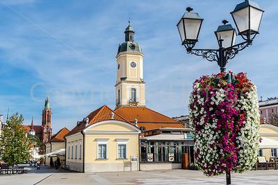 Kościuszko square-Bialystok