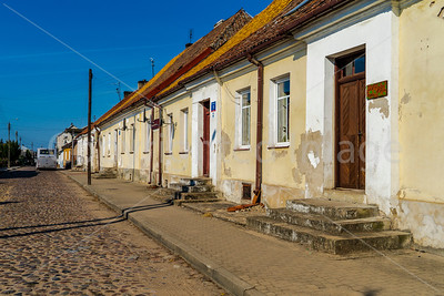 Street in Tykocin