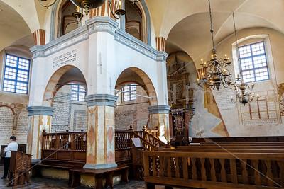 Synagogue in Tykocin