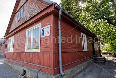 Andrew Sokolewicz' home in Tykocin