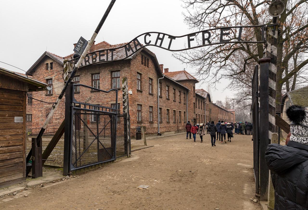IMG_2292 - Auschwitz Gate