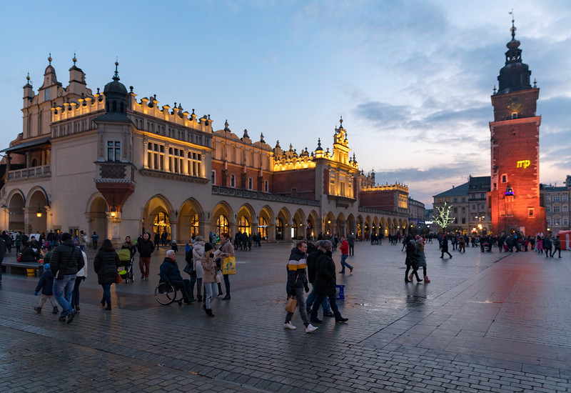 IMG_2276 - Krakow at Night