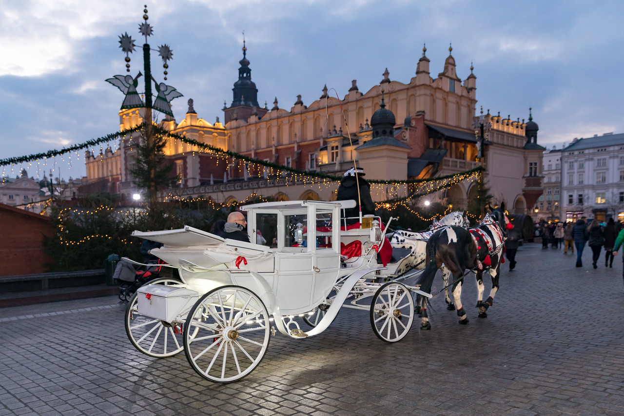 IMG_2272 - Carriage in Krakow