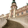 Stairs to the Town Hall - Zamosc