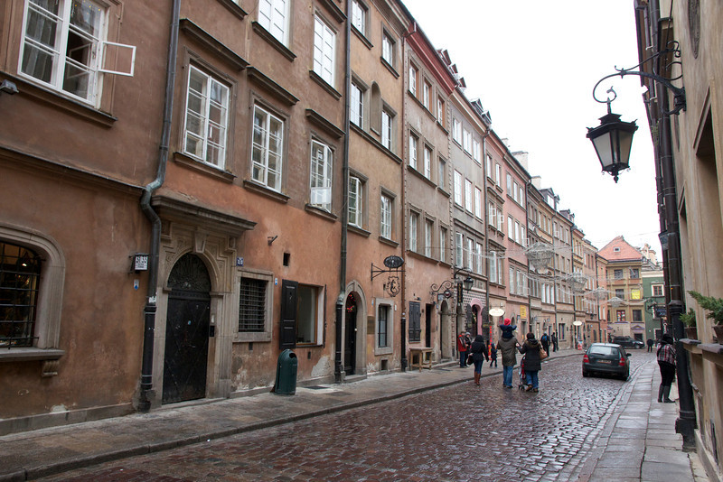 Old Town - Warsaw