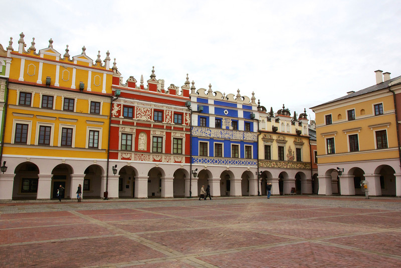 Old Town - Zamosc