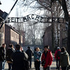 A lie, but just one of thousands that the Nazis told their prisoners every day.
