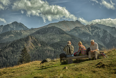 Zakopane-Tatras Mountains