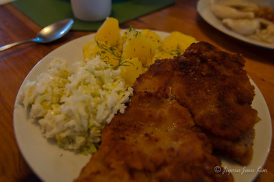 Cutlet at Milkbar
