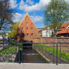 Little mill Gdansk, Poland