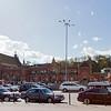 Railway station Gdansk, Poland