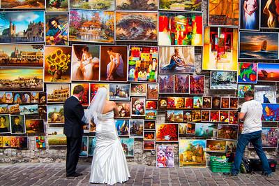 Wedding in Krakow