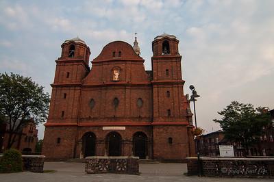 Nikiszowiec Church