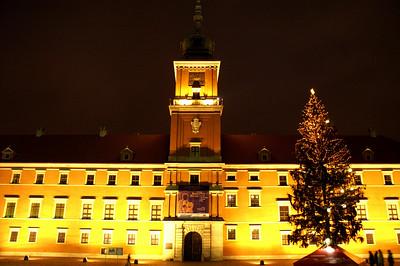 Castle at pl. Zamkowy