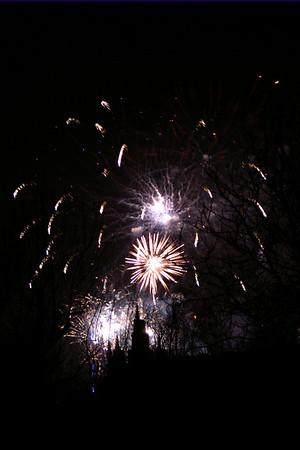 New Year's trip to Krakow/Warsaw (2006/07)