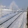 Polish railway 1973